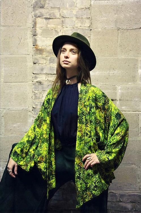 Acid Flower Kimono