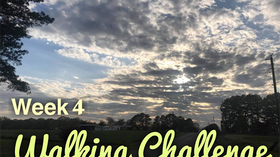 "WEEK 4 Challenge in ""Walk Across Alabama"""