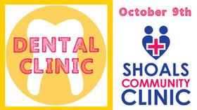Dental Clinic October 9th