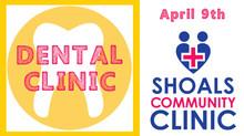 Dental Clinic April 9th