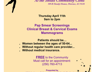 Free Women's Health Fair