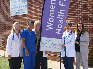 Well-Woman Clinic - Oct. 19th