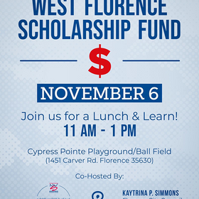 """Scholarship """"Lunch & Learn"""""""
