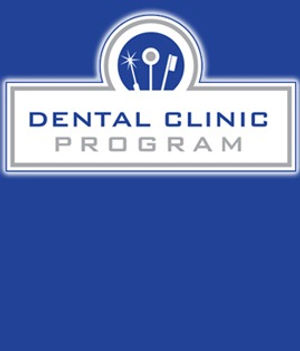 Dental Clinic Program Logo
