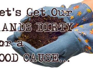 Community Garden Volunteers Needed
