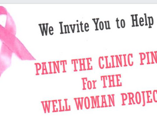 Paint the Clinic Pink!