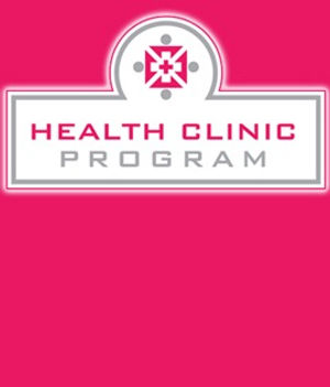 Health Clinic Program Logo