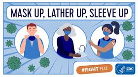 """Flu Fair"" & Food Bank, Oct. 12th"