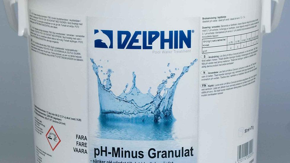 Delphin PH Minus Pool 3kg