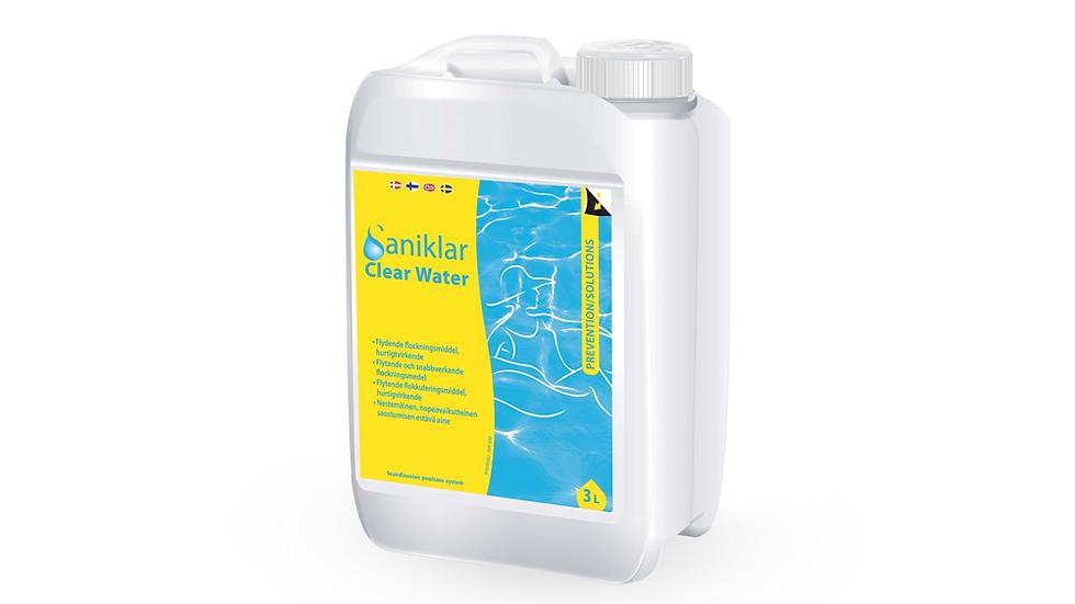 Saniklar Clear Water 3 liter