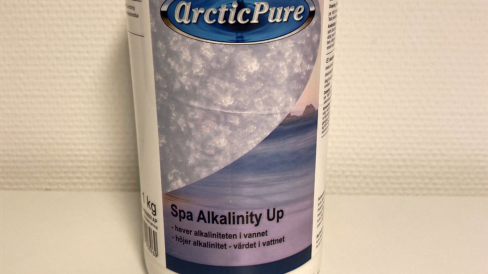 Spa Alkalinity Up