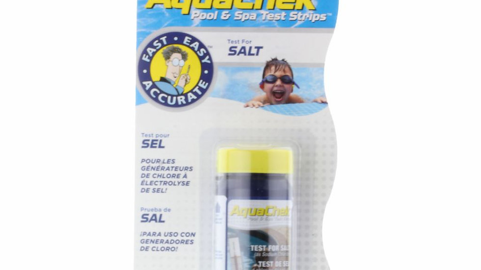 Aqua Chek Pool & Spa Teststickor (Salt)