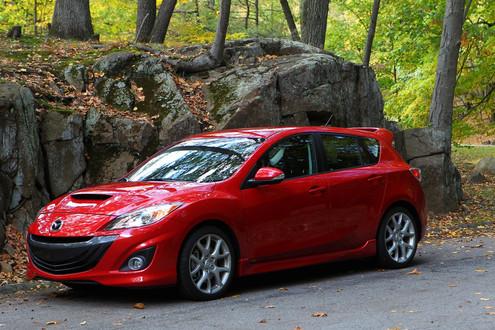 2011 Mazda Speed 3