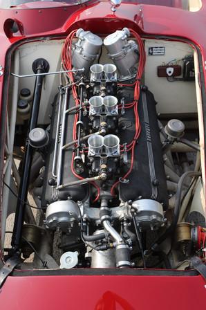 1954 Ferrari 375+ - Cavallino