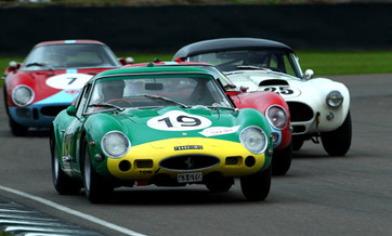 Tight Vintage Racing. 2014 Goodwood Revival