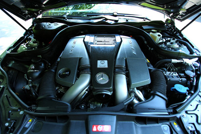 2012 Mercedes Benz AMG 63 Wagon