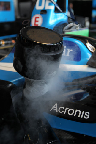Formula E, Cooling Down