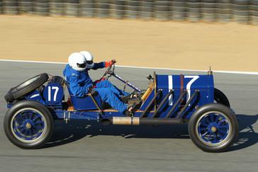 2012 Rolex Motorsports Reunion, Laguna Seca, Monterey, California