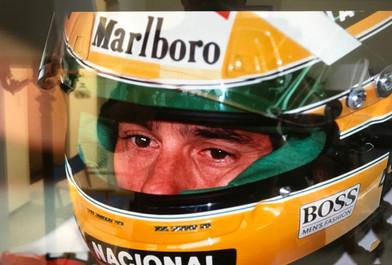 Aryton Senna