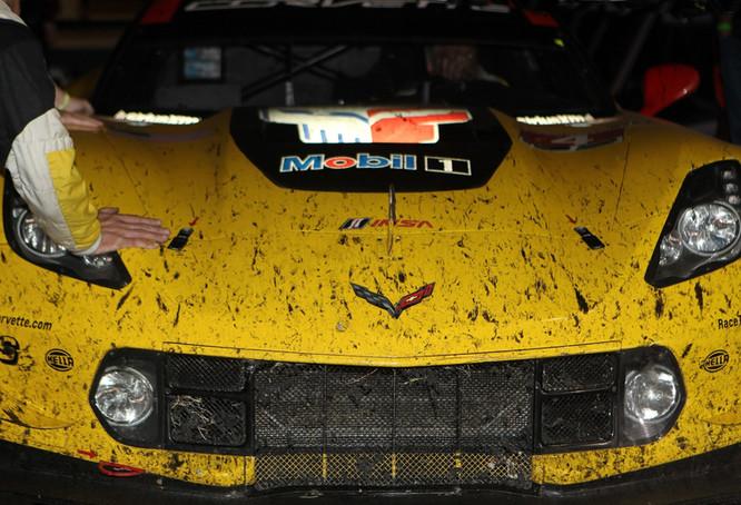 Corvette Battle Scars