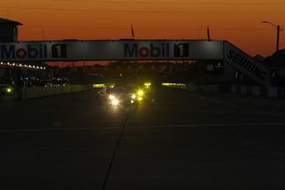 Sunset @ Sebring 12hrs.
