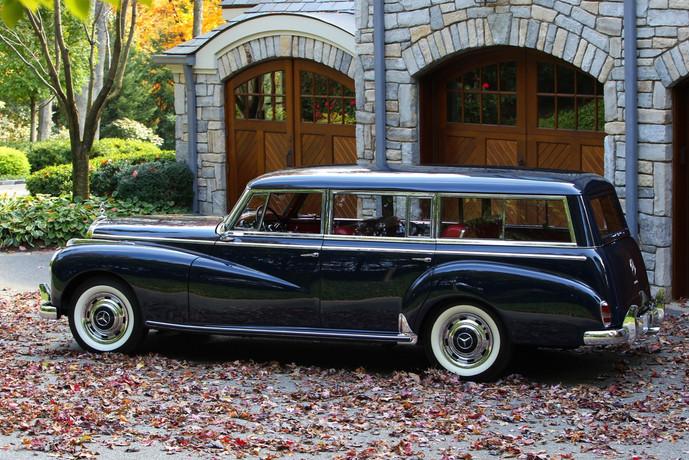 1956 One Off Mercedes Benz 300 Wagon