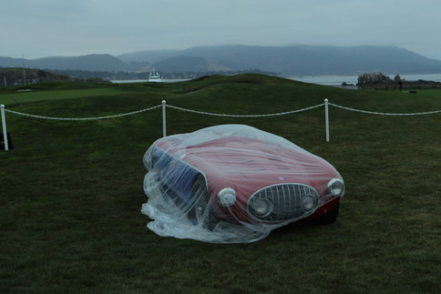 1951 Osca MT4  (dawn) Pebble Beach Show Field