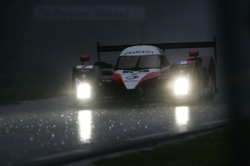 Peugeot P1 in Rain @ LeMans