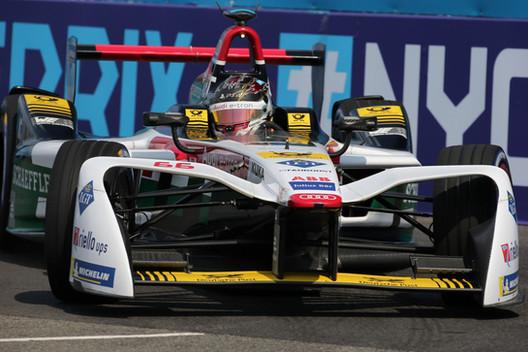 Formula E Audi ETron
