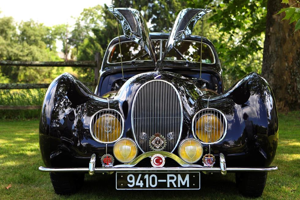 1938 Talbot Lago 150 SS Coupe-AQ