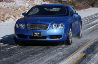 2005 Bentley Continental GT Series 1