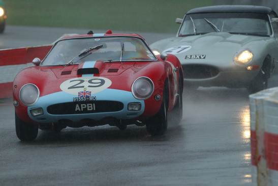 2014 Goodwood Revival- In the Esses