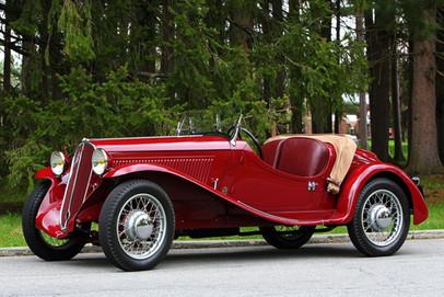 1933 Fiat 508S Balilla
