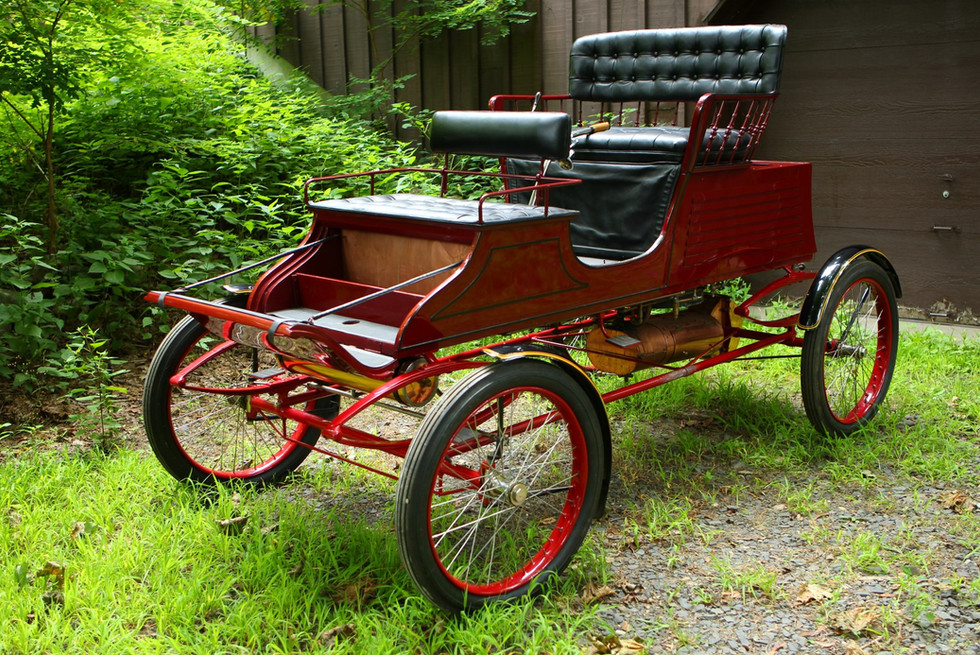 1903 Stanley Steamer Model B – Bonhams