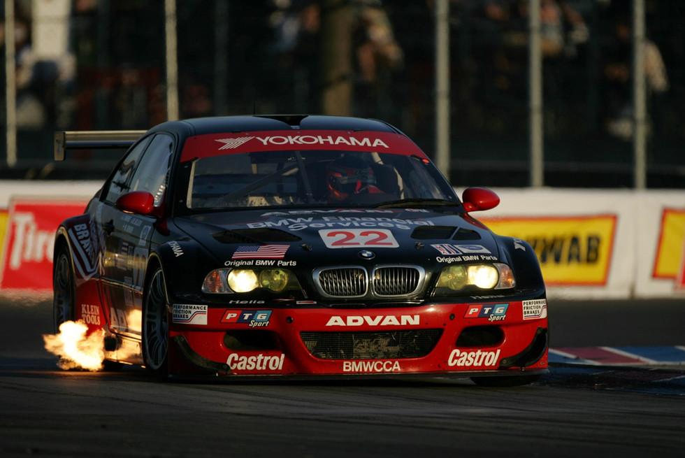 BMW Spewing Fames- Portland