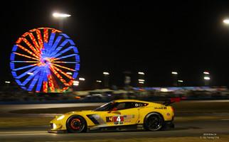 Corvette @ Rolex 24