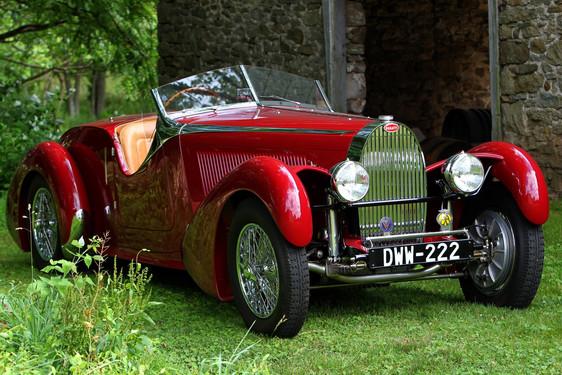 1939 Bugatti Tipo 57C – AQ