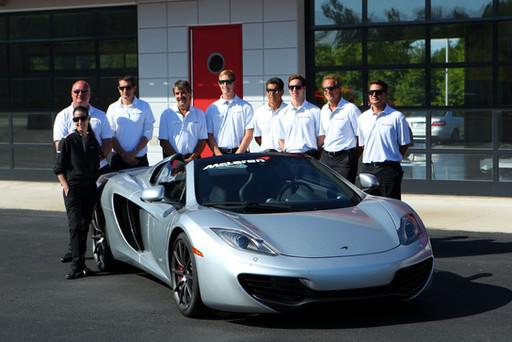 McLaren's at Monticello Motor Club- 2 Day Event