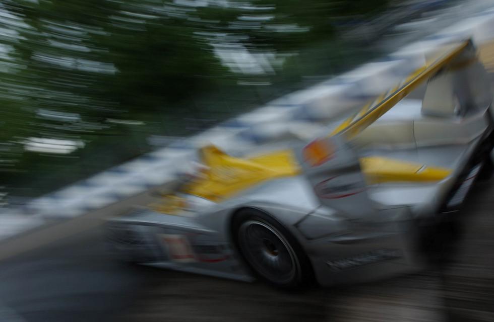 Audi R8 @ Trois- Rivieres