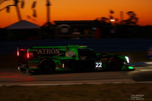 Sebring 12hr winning Nissan P2