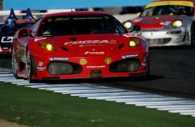 Risi Ferrari @ Laguna Seca