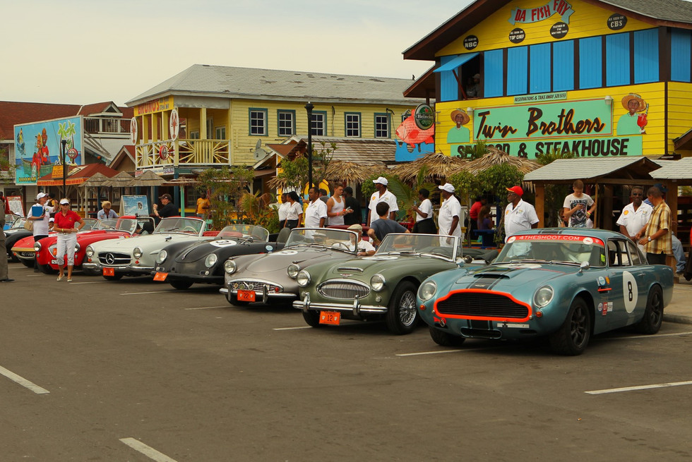 Partial Entry for 2nd Annual Bahamas Speed Week Reunion 2013
