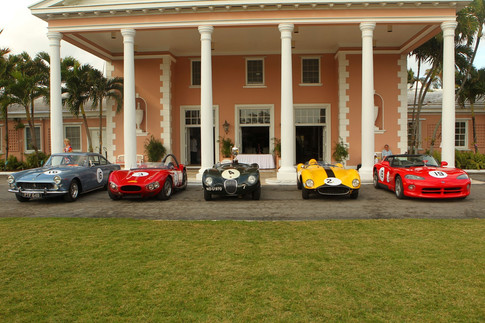 2nd Annual Bahamas Speed Week Reunion 2013