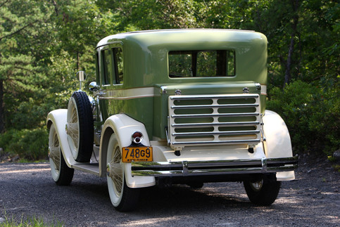 1930 Rauch and Lang Hybrid – AQ