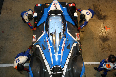 Peugeot HDI FAP P1 Into the garage for repairs – LeMans