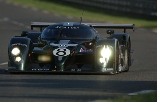 Bentley P1 @ LeMans 2002