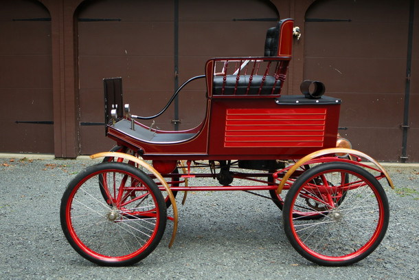 1899 Locomobile- Bonhams