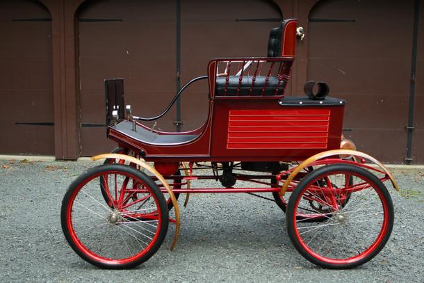 1899 Locomobile- Bonhams