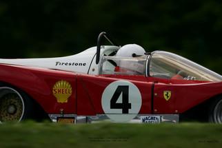 1966 Ferrari206/246 SP 2005 Lime Rock Park