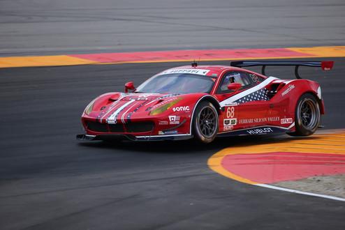 Ferrari Wheels Up – WGI